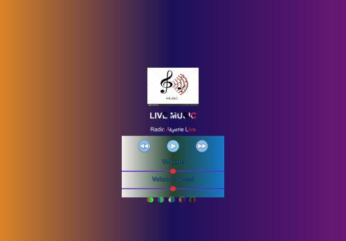 لقطة شاشة لموقع audioPalyer بتاريخ 12/01/2021 بواسطة دليل مواقع الاقرب